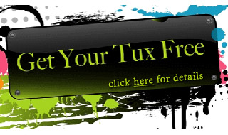 get your tux free