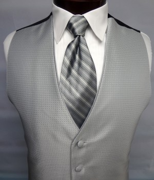 Silver Sterling Vest by Jean Yves